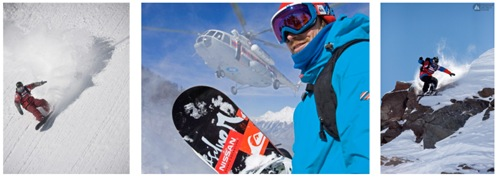 James Stentiford, Verbier, freeride world tour