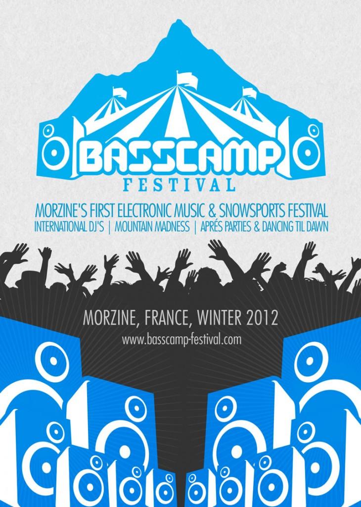 Basscamp morzine music festival