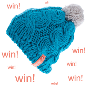 Win Roxy hat