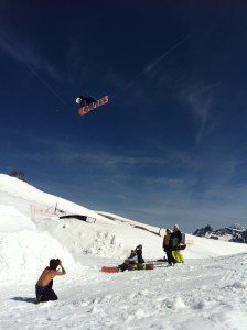 Matt McCormick snowboarder UK