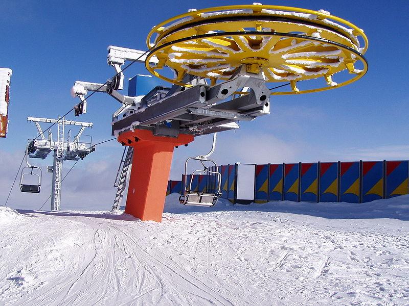 ski lift pass france