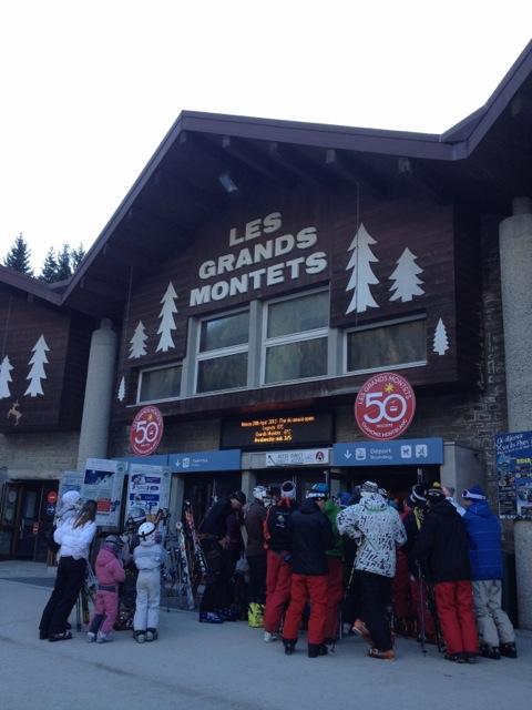 Grands Montets, Chamonix