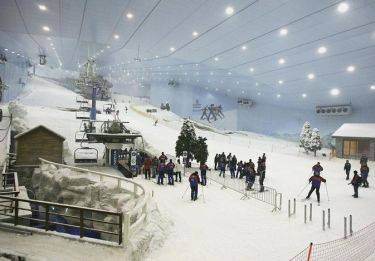 snowdome, dubai, london, ski, centre