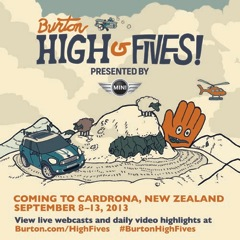 HighFives_poster_tune-in webcast