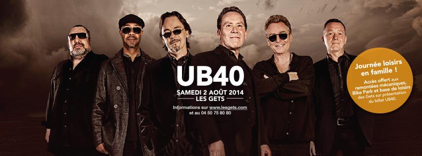 Les Gets, UB40