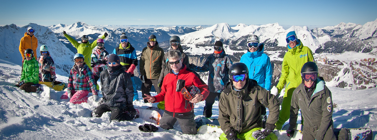 snowboard, course, camp, morzine, avoriaz