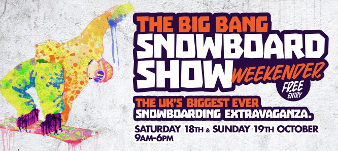 big bang snowboard show