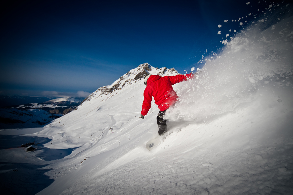 snowboard camp france