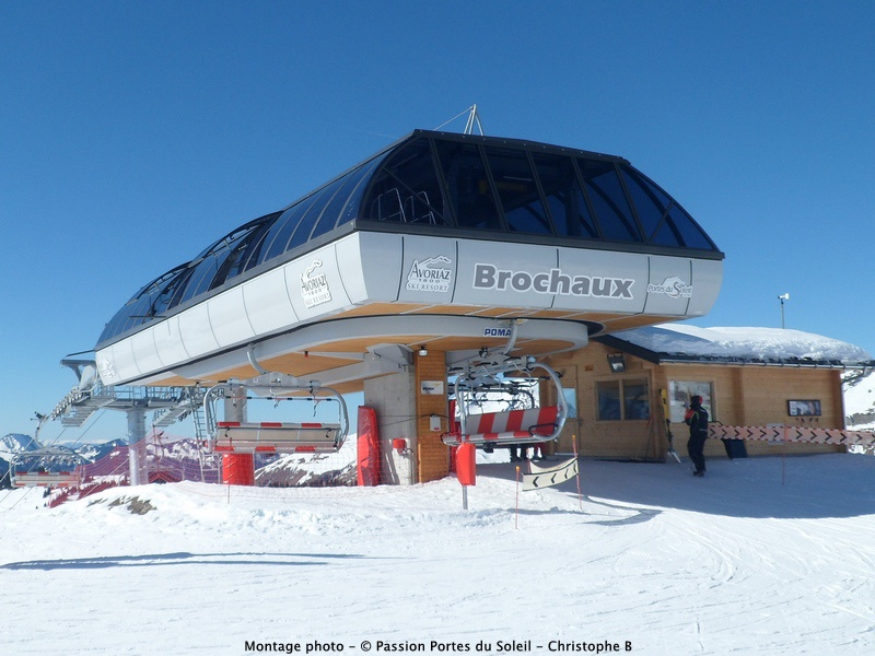 new chairlift avoriaz
