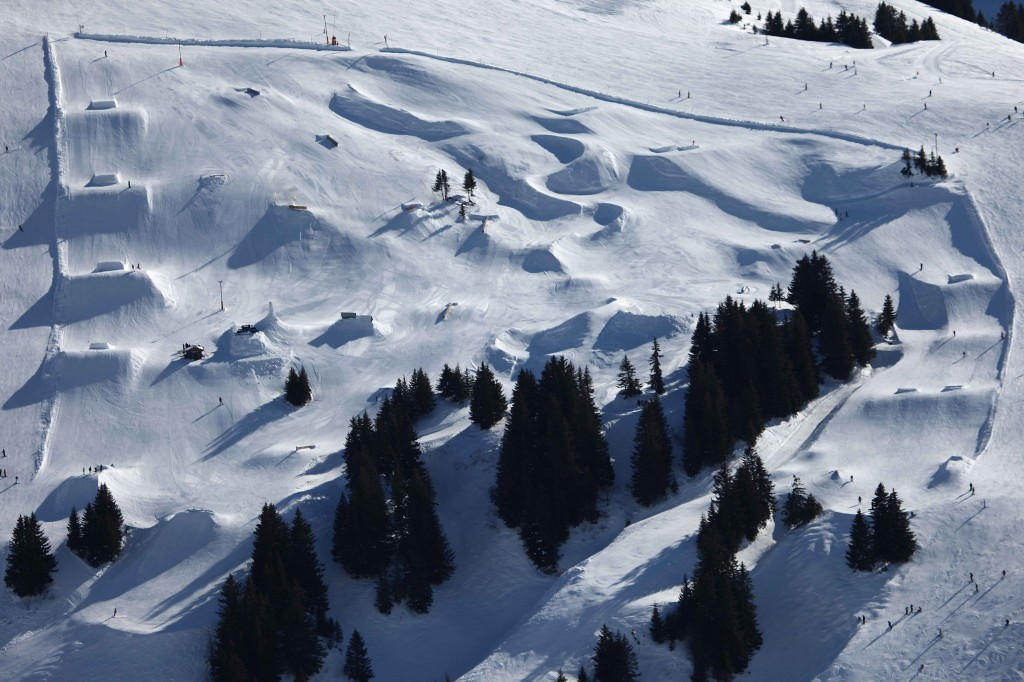 Superpark les crosets