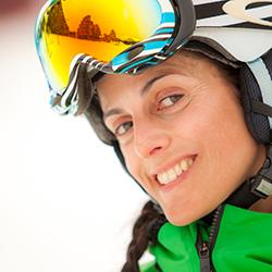 laura british ski instructor