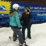 snowboard coaching jenny jones
