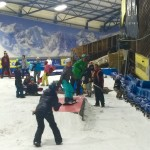 freestyle lessons snowdome