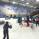 snowboard lesson uk