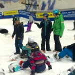 girls snowboard coaching uk