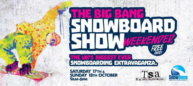 big bang tamworth snowboard