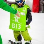 local kids snowboard club morzine