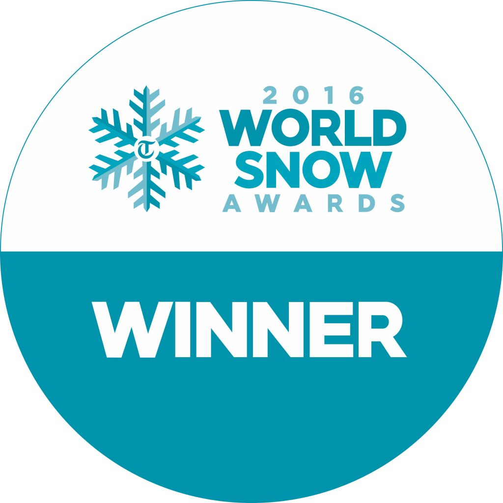 world snow awards best ski snowboard school