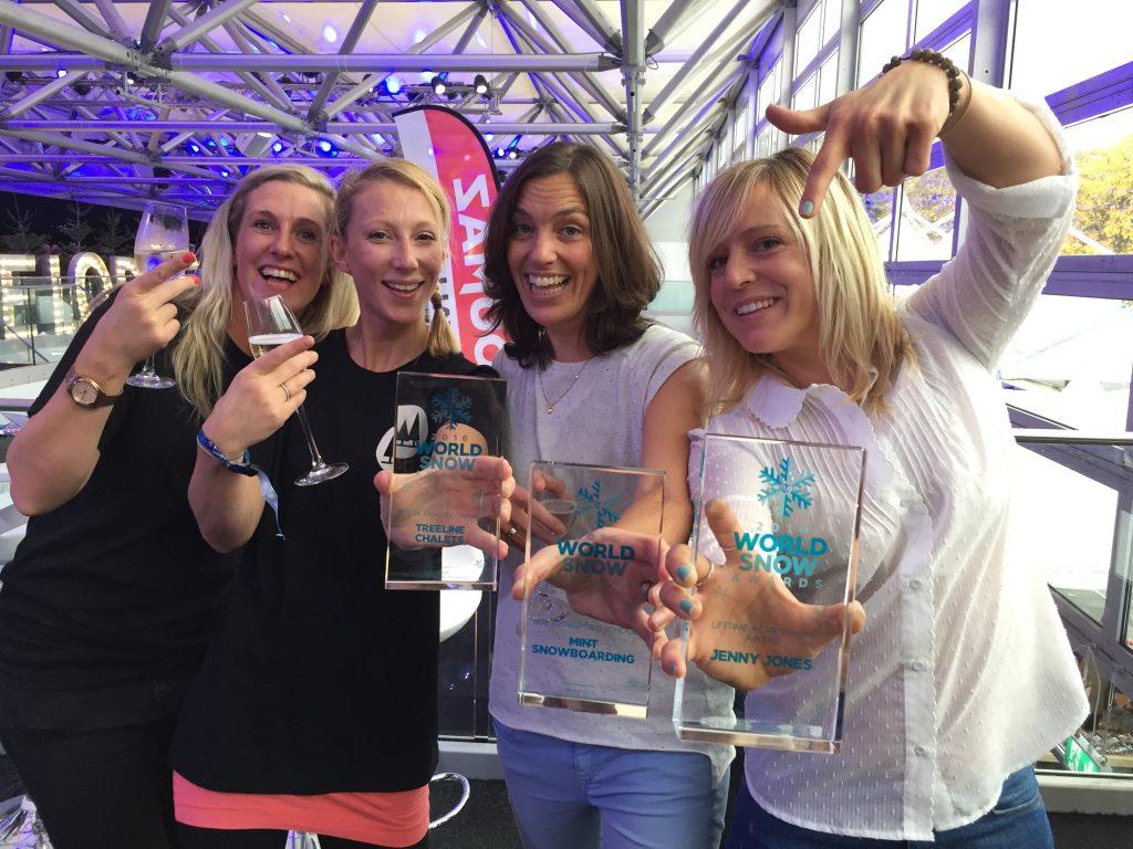 World Snow Awards 2016 winners