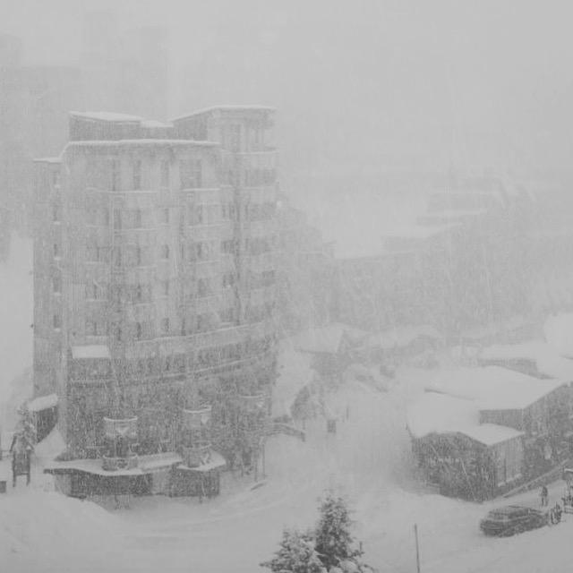 snowstorm avoriaz november