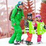 burton riglet snowboard lessons morzine avoriaz