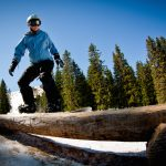 Improver snowboard camp for adults