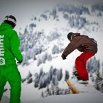 Technical Progression snowboard course