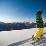 beginner Snowboard course in france
