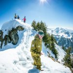 Splitboard guiding in the French Alps