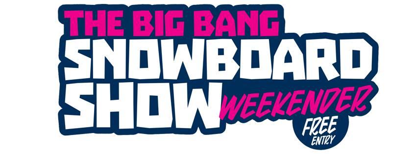 Big Bang snowboard Tamworth