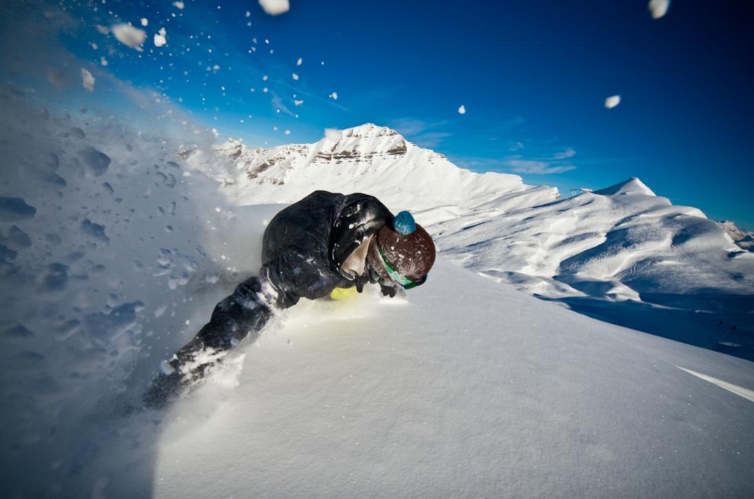 december snowboard camp europe