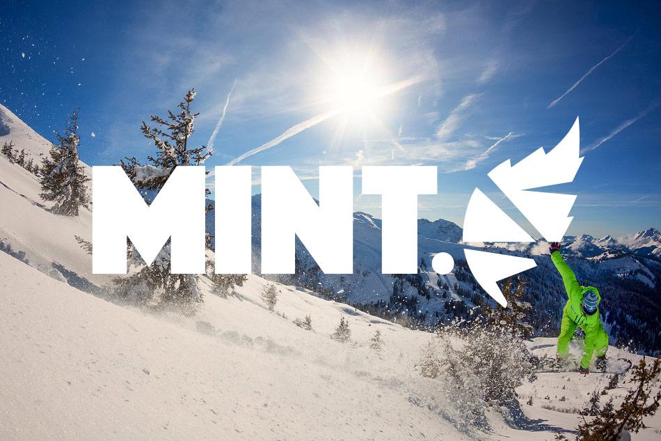 Mint Snowboarding Logo