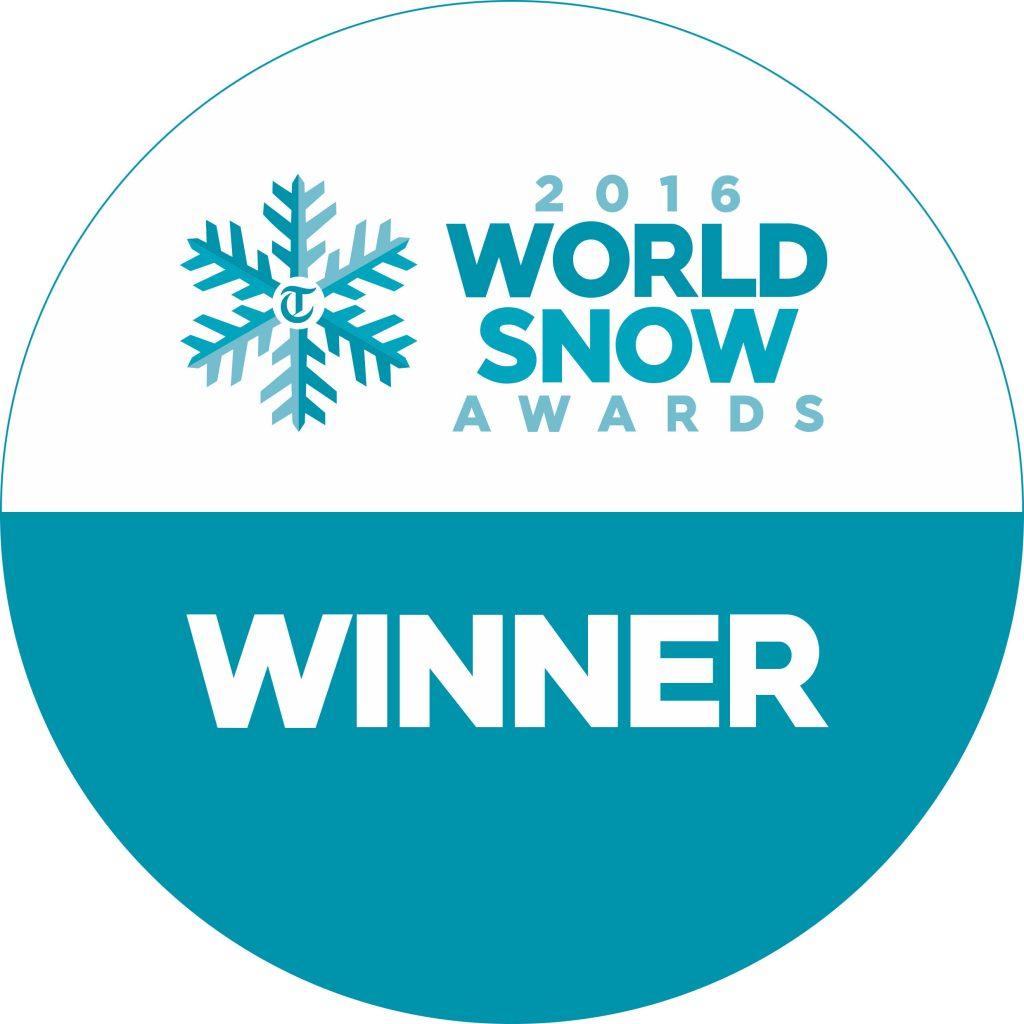 world snow awards best ski snowboard school