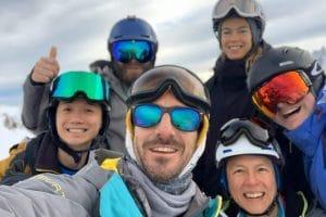 group snowboarding lessons morzine avoriaz
