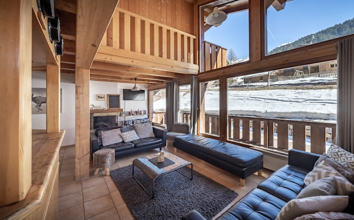 Morzine chalet holiday
