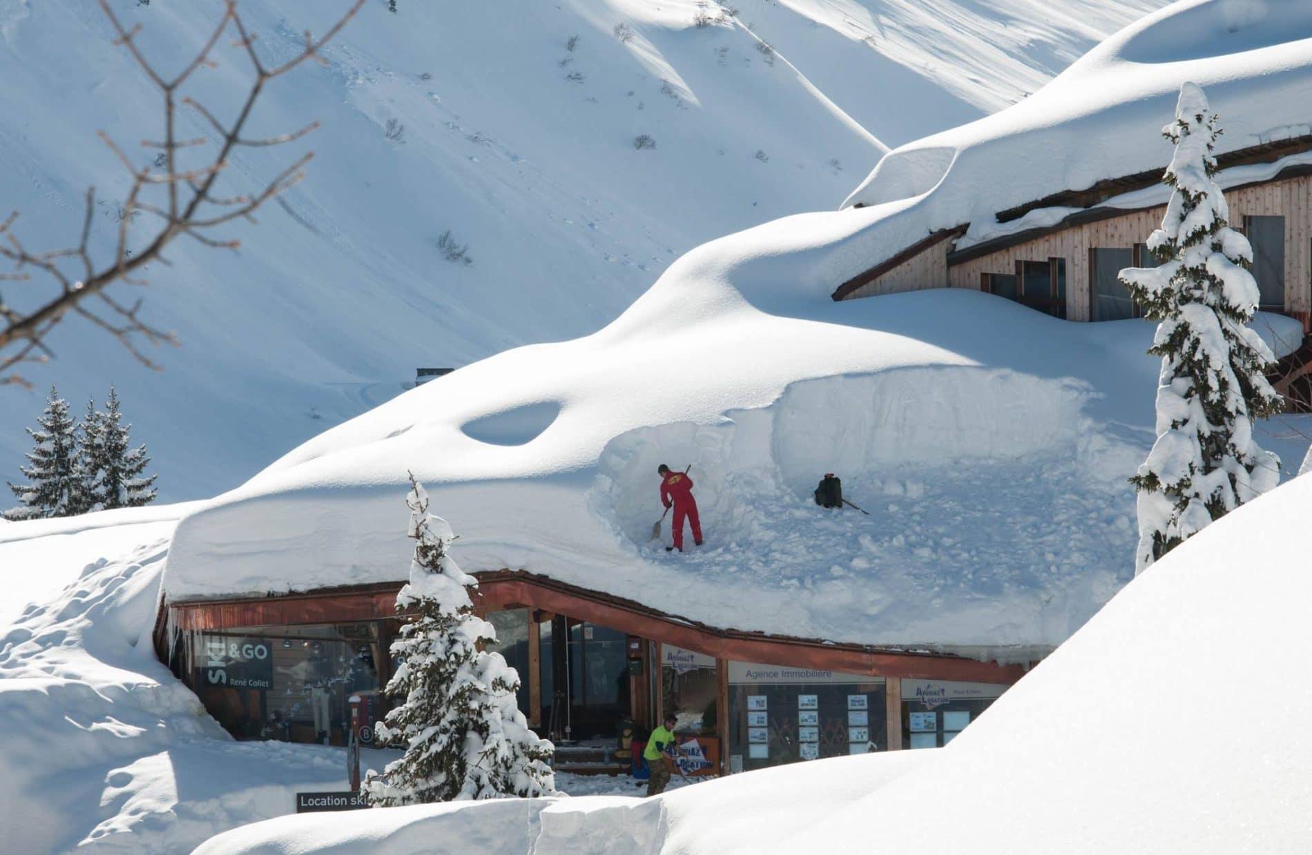 avoriaz snow conditions