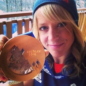 Jenny Jones Olympic Snowboarder