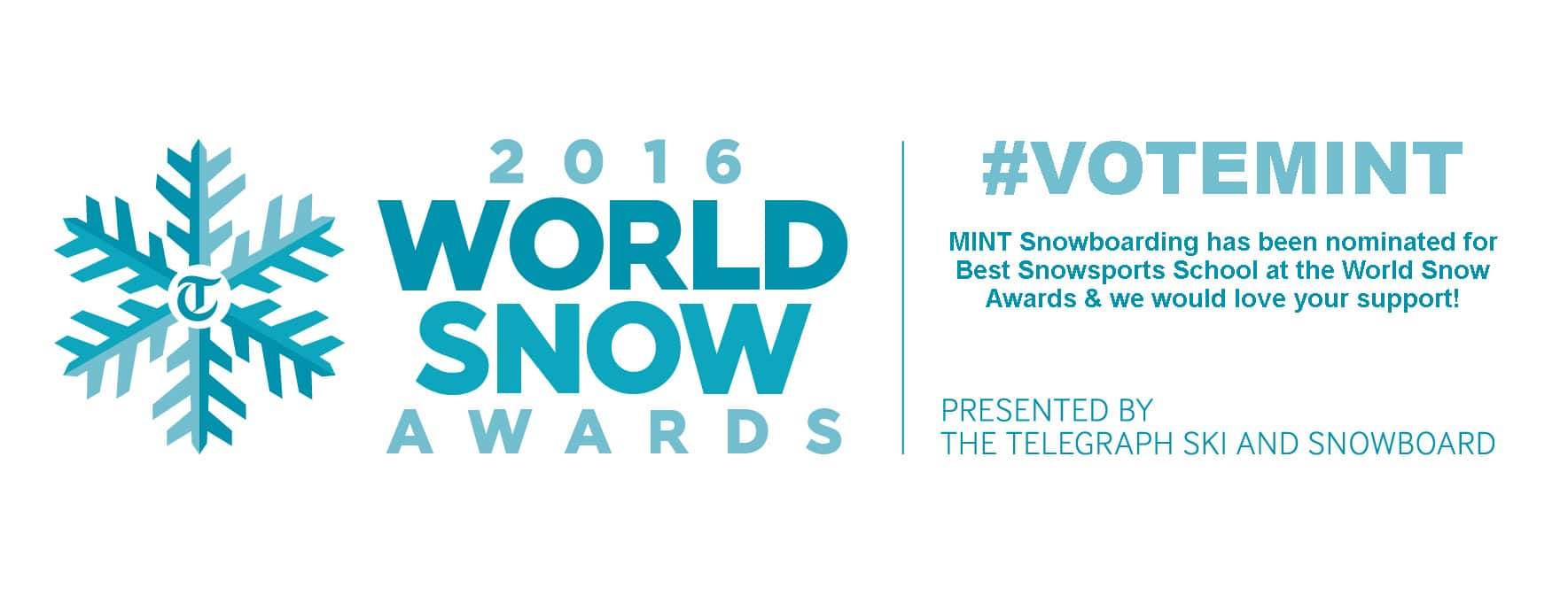 world snow awards logo 2016