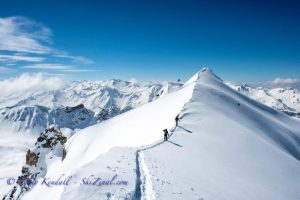 Zinal splitboard tour