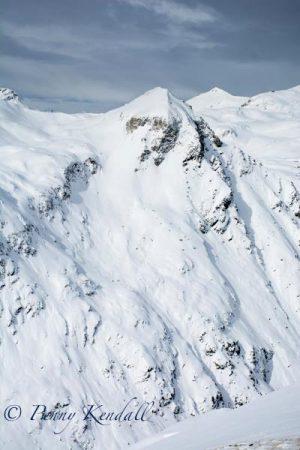Zinal Mountains