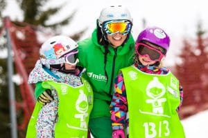Family Snowboard Lessons