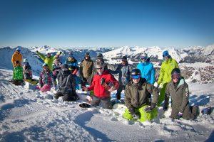 snowboard camp december