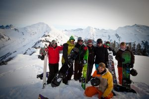 Technical Performance Snowboard Camp