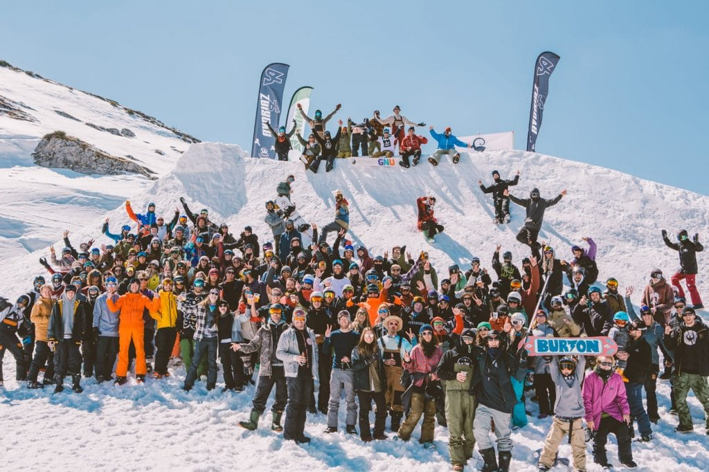 snowboard camps