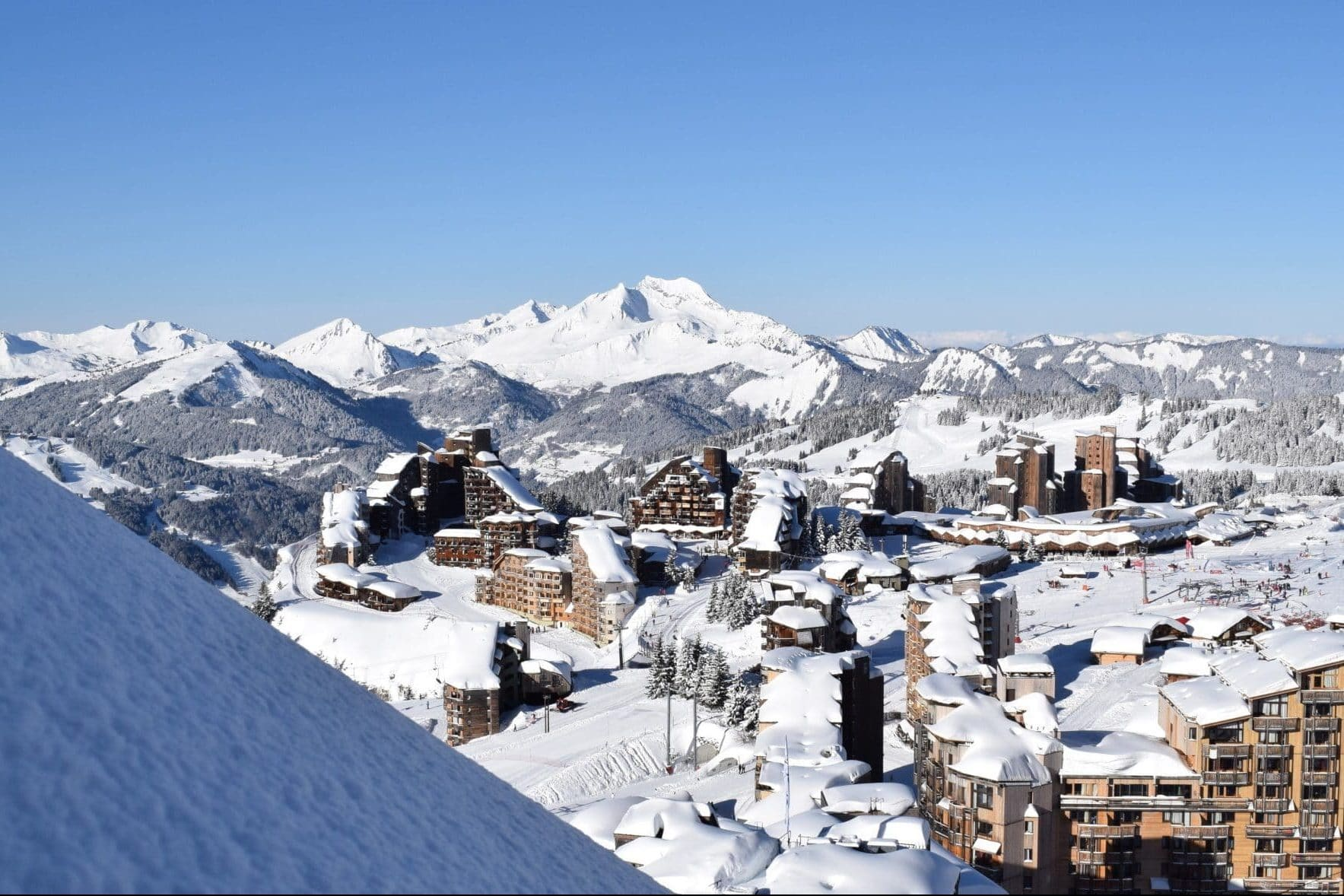 avoriaz snow conditions