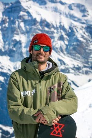 Gerard Serrano Snowboard Instructor