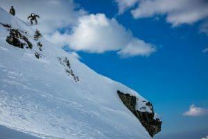 Toni Rodriguez Snowboarder