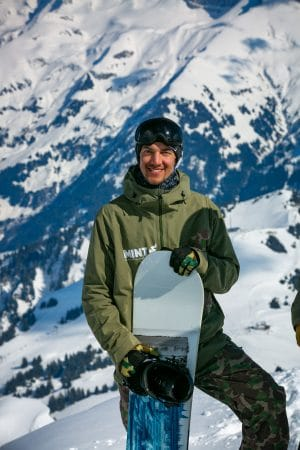 Valerio Antoniello Snowboard Instructor
