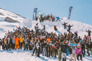 TSA Shred Week Morzine