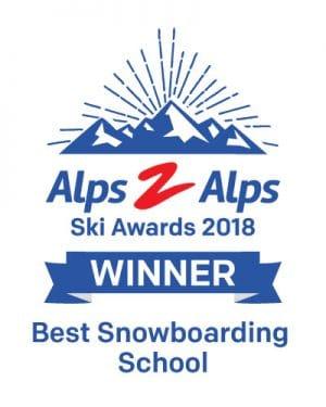 Best Snowboarding School france